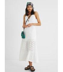 dress - white - xl