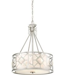 designers fountain brentwood 3 light pendant