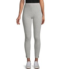 cropped cashmere leggings