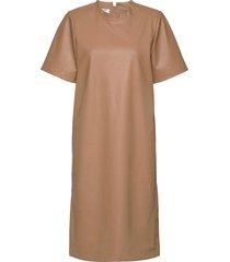 marie dress knälång klänning beige designers, remix