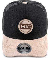 boné mxc original – premium collection preto