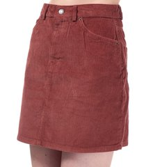 womens karina cord skirt