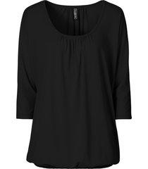 maglia oversize (nero) - rainbow
