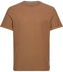 t-shirt with t-shirts short-sleeved brun tom tailor