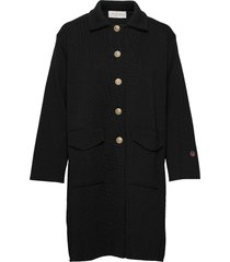 essy coat yllerock rock svart busnel
