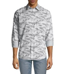 classic-fit graphic shirt