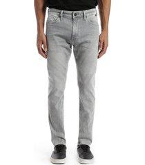 men's mavi jeans jake slim fit jeans, size 40 x 30 - grey