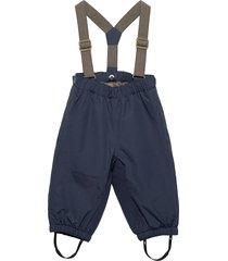 wilas suspenders pants, m outerwear snow/ski clothing snow/ski pants blå mini a ture
