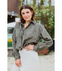 ambika blouse groen tatum