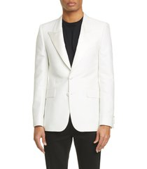 men's givenchy geometric dinner jacket