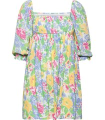 alina dress kort klänning multi/mönstrad faithfull the brand