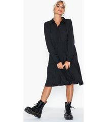 jacqueline de yong jdyappa l/s shirt dress wvn loose fit dresses