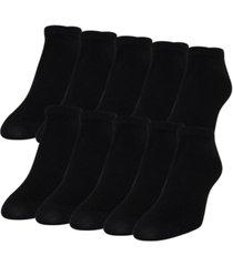 gold toe women's 10-pk. lightweight no-show socks