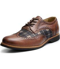 sapato social shoes grand chess tamanho especial chocolate