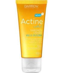 sabonete líquido facial darrow - actine control 60ml