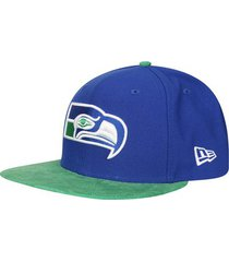 boné new era 950 nfl of sn retro tone seattle seahawks otc