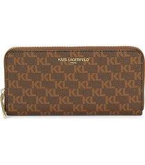 textured pvc wallet