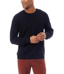 alternative apparel men's modal interlock lounge sweatshirt