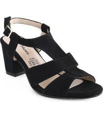 calzado dama tacon 542881negro