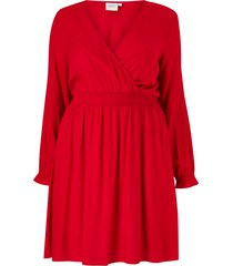 klänning jrjasmine ls abv knee dress