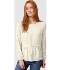 blouse laura kent offwhite