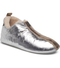 lina slippers tofflor silver shepherd