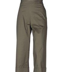 alpha studio 3/4-length shorts