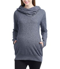 kimi + kai ella maternity hoodie