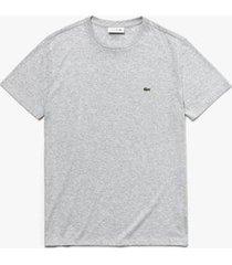 camiseta lacoste regular fit - masculino