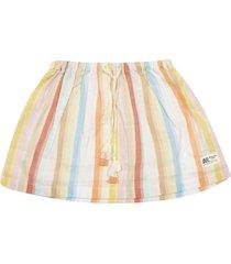 ao76 striped skirt