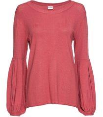 maglione con maniche a palloncino (fucsia) - bodyflirt