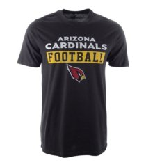 '47 brand arizona cardinals men's backdraft super rival t-shirt