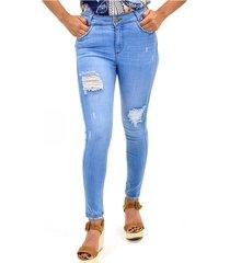 jeans tobillero desreoyer