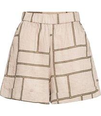 laval shorts shorts flowy shorts/casual shorts creme second female