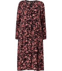 klänning yafroditte l/s dress maxi