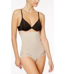 leonisa women's firm tummy-control high-waist brief 012811