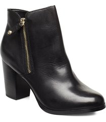 naedia shoes boots ankle boots ankle boots with heel svart aldo