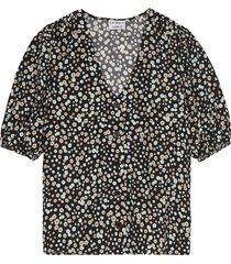 blouses tp flower party - 2102010218-100