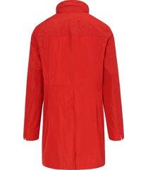 jas van waterafstotend microfiber van schneiders salzburg rood