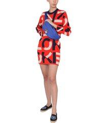kenzo knit dress