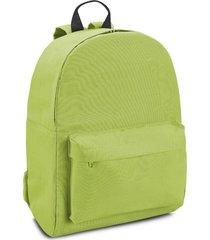 mochila kids colors topget verde claro