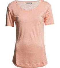 amie ss 2085 t-shirts & tops short-sleeved rosa samsøe samsøe