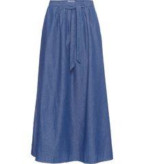 gonna di jeans lunga (blu) - john baner jeanswear