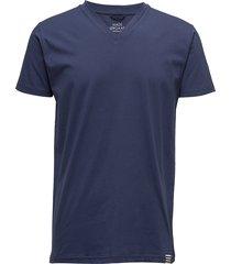 favorite tjalve t-shirts short-sleeved blå mads nørgaard
