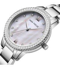 reloj mini focus mf0226l-1 para mujer-plata