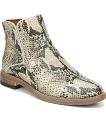 franco sarto marcus booties women's shoes