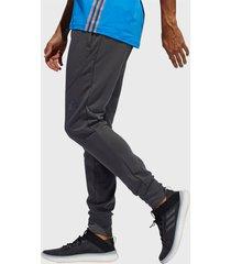 pantalón de buzo adidas performance wo pant prime gris - calce regular