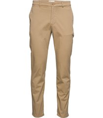the organic chino pants chinos byxor beige by garment makers
