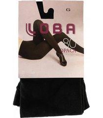 meia calça feminina opaca acrílico fio 80 lupo 05805001