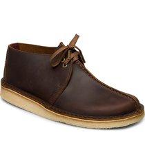 desert trek desert boots snörskor brun clarks originals